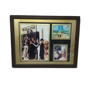 The Wizard of Oz Framed Picture. Double Matted